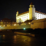 Bratislava Castle, Slovakia. Author Ondrejk. No Copyright
