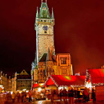 Prague Christmas Markets, Czech Republic. Author Karelj. No Copyright.