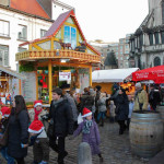 Brussels Christmas Markets, Belgium. Author Alan Eng. Licensed under Creative Commons Attribution.