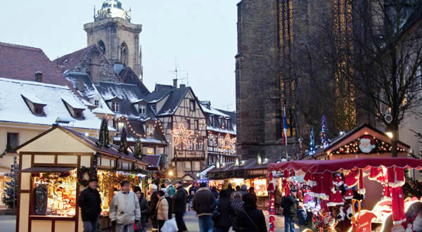 Colmar christmas markets christmas markets 2017 - Office tourisme portugal paris ...