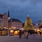 Tallinn Christmas Market, Estonia. Author Marit & Toomas Hinnosaar. Licensed under the Creative Commons Attribution