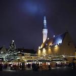 Tallinn Christmas Market, Estonia. Author Rene Seeman. Licensed under the Creative Commons Attribution-Share Alike
