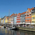 Nyhavn, Copenhagen, Denmark. Author Srvora. Licensed under Creative Commons Attribution