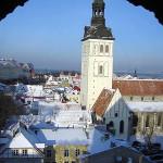 Tallinn, Estonia. Author Јакша. No Copyright