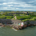 Fortress of Suomenlinna, Helsinki, Finland. Author Michal Pise. Licensed under the Creative Commons Attribution-Share Alike