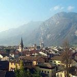 Trento, Trentino-Alto Adige, Italy. Author Mac9. Licensed under the Creative Commons Attribution-Share Alike