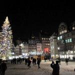Strasbourg Christmas Markets (Marché de noël de Strasbourg), Alsace, France. Author notfrancois. Licensed under Creative Commons Attribution.