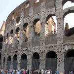 Colosseum, Rome, Italy. Author and Copyright Marco Ramerini