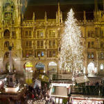 Munich Christmas Markets, Germany. Author Ramessos. No Copyright
