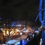 Southbank Christmas market, London, United Kingdom. Author Marcus Povey. Licensed under the Creative Commons Attribution