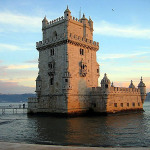 Torre de Belém, Lisbon, Portugal. Autore Daniel Feliciano. Licensed under the Creative Commons Attribution-Share Alike