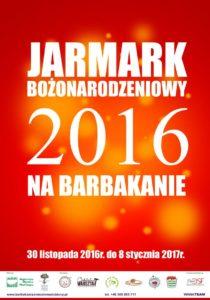 Jarmark Bożonarodzeniowy na Barbakanie 2016