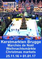 Kerstmarkt Brugge 2016
