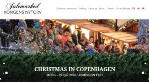 Julemarked Kongens Nytorv 2016