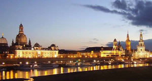 Dresden, Saxony, Germany. Author MalteF. Licensed under the Creative Commons Attribution-Share Alike