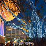Christmas markets in the Plaza de la Encarnación and the Alameda de Hercules, Sevilla. Author and Copyright Las Brujas Eventos