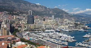 Monaco-Monte Carlo, Principality of Monaco. Author R Meehan. No Copyright