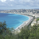 Nice, Côte d'Azur, France. Author Britrob. Licensed under the Creative Commons Attribution