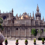 Seville, Andalusia, Spain. Author and Copyright Liliana Ramerini.