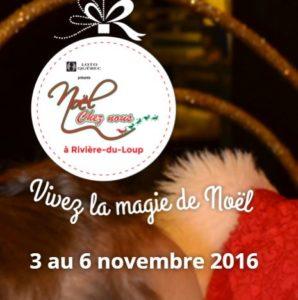 Marché de Noël de Rivière-du-Loup 2016