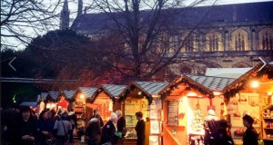 Winchester Christmas Market.
