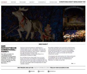 Christkindlmarkt am Sendlinger Tor 2016