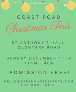 Coast Road Xmas Fair 2016
