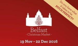 Belfast Christmas Market 2016.