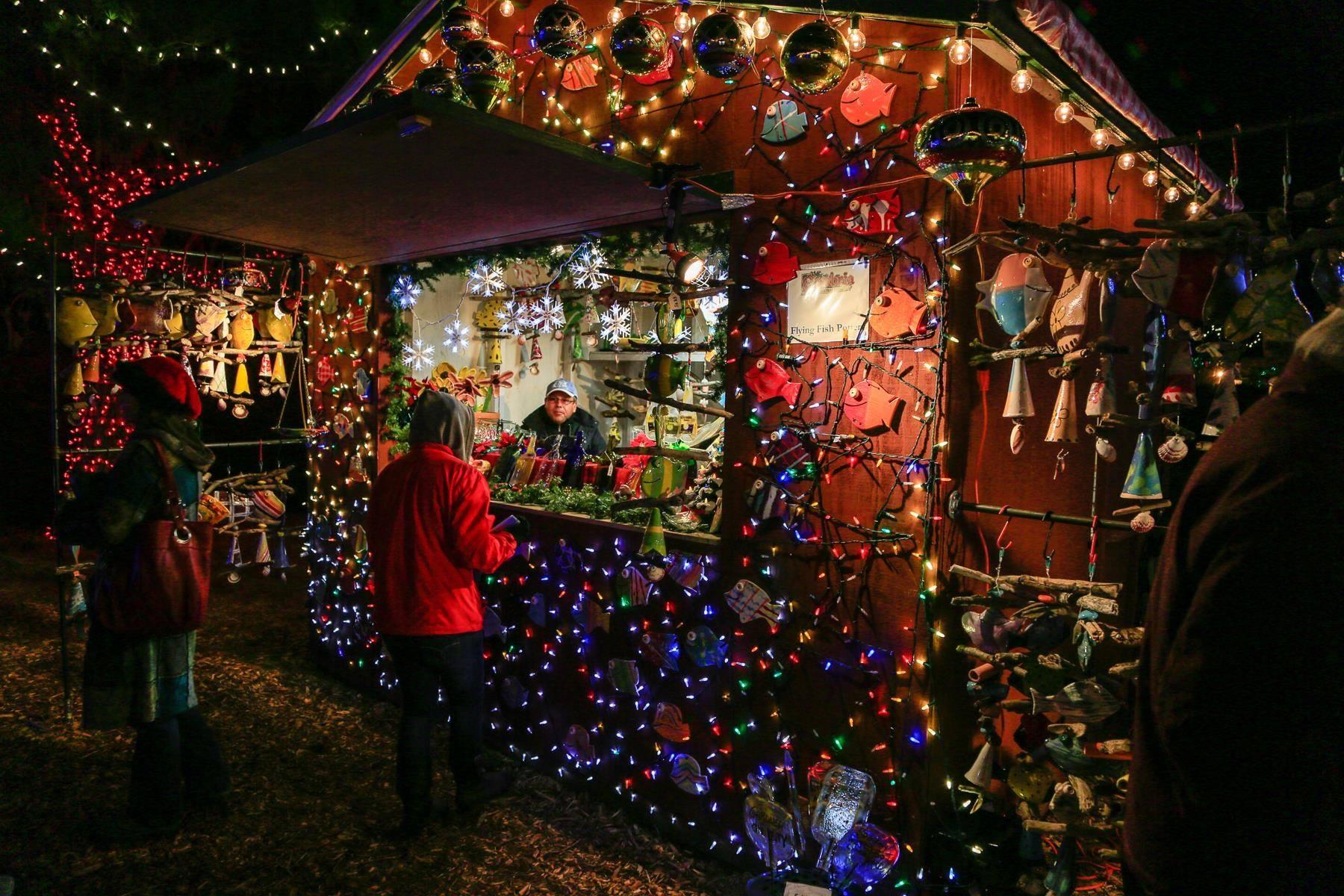 christmas market places uk