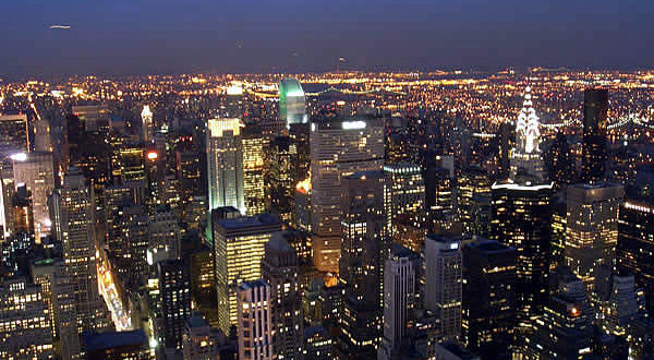 New York, United States. Author Melbow Marie P. Licensed under the Creative Commons Attribution