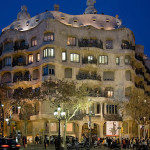 Casa Milà, Barcelona, Catalonia, Spain. Author David Iliff. Licensed under the Creative Commons Attribution-Share Alike
