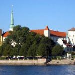 Riga Castle, Latvia. Author Britt Storlykken Helland. Licensed under the Creative Commons Attribution-Share Alike