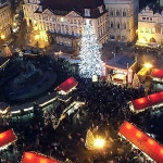 Prague Christmas Markets, Czech Republic. Author Hynek Moravec. Licensed under the Creative Commons Attribution-Share Alike