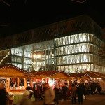 Budapest Christmas Market, Hungary. Author Antissimo. Licensed under the Creative Commons Attribution-Share Alike