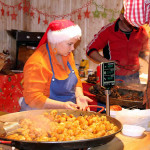 Christmas market in Wroclaw (Breslau), Poland. Author Klearchos Kapoutsis. Licensed under Creative Commons Attribution..