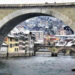 Bern, Switzerland. Author Christine Zenino. Licensed under Creative Commons Attribution