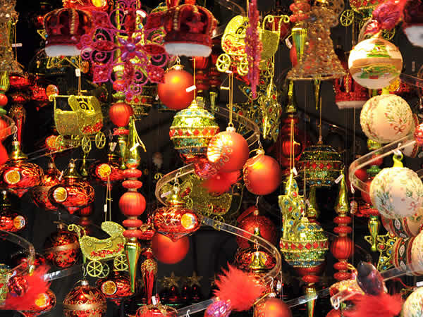 Vienna Christmas Markets - Christmas Markets 2017