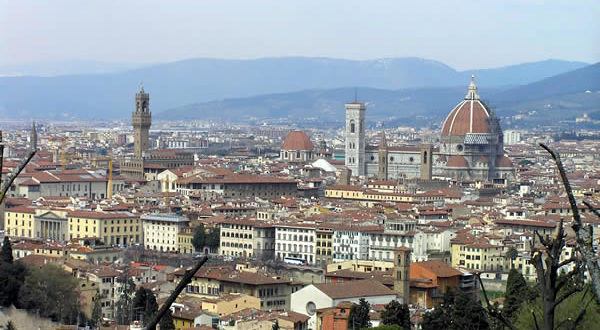 Florence, Tuscany, Italy. Author and Copyright Marco Ramerini