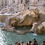 Trevi Fountain, Rome, Italy. Author and Copyright Marco Ramerini