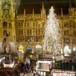 Munich Christmas Markets, Germany. Author Ramessos. No Copyright