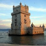 Torre de Belém, Lisbon, Portugal. Autore Daniel Feliciano. Licensed under the Creative Commons Attribution-Share Alike