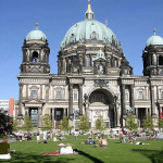 Berliner Dom, Berlin, Germany. Author Dnsob. No Copyright