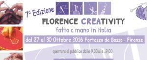 Florence Creativity.it - Fatto a mano in Italia 2016