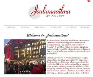Helsingin Joulumaailma 2016