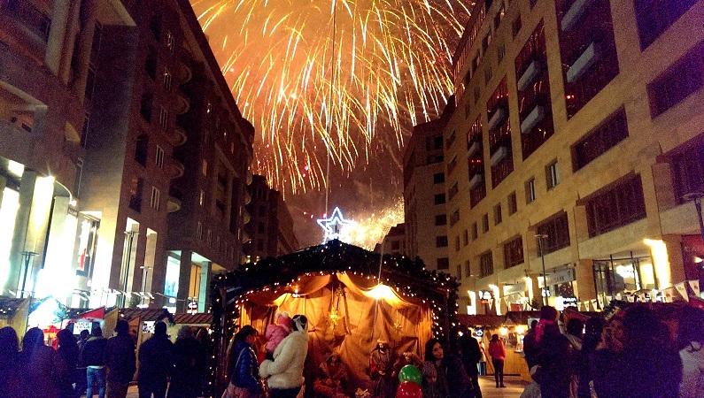 Yerevan Christmas Market, Armenia