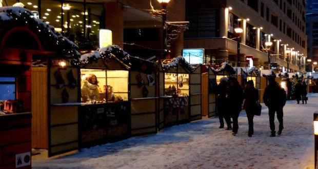 Yerevan Christmas Market - Christmas Markets 2017