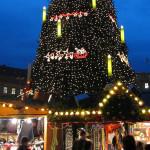Christmas market in Dortmund (Dortmunder Weihnachtsmarkt), Dortmund, Germany. Author Itti. Licensed under the Creative Commons Attribution-Share Alike