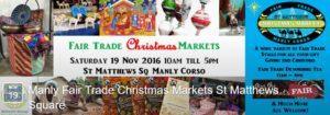 Manly Fair Trade Christmas Market 2016