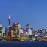 Sydney, Australia. Author Adam JWC. Licensed under the Creative Commons Attribution-Share Alike