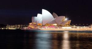 Sydney Opera House, Australia. Author Kazuhisa Togo. Licensed under the Creative Commons Attribution-Share Alike